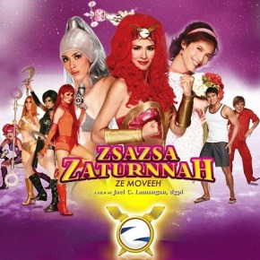 November 16 Movie Night Showing ZsaZsa Zaturnah Ze Moveeh