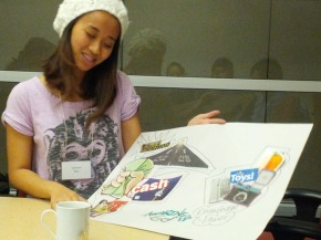Photos from October 13 Workshop on Visualizing Filipino Transnational Migration inVancouver