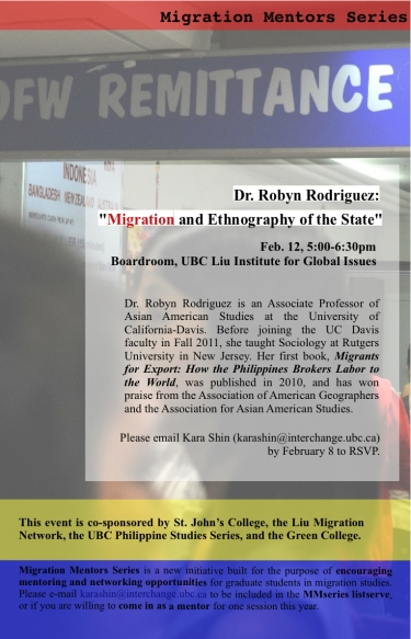 Robyn Rodriguez Workshop