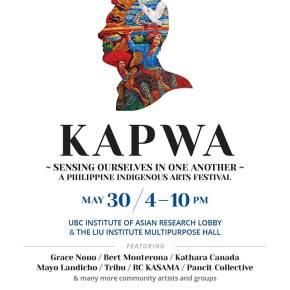 KAPWA: Sensing Ourselves in OneAnother