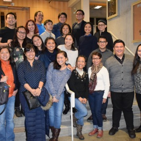 The UBC Philippine Studies Winter Welcome