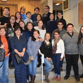 The UBC Philippine Studies WinterWelcome